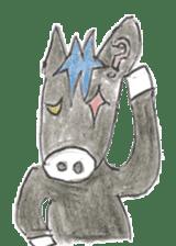 UMA UMA LIFE sticker #6943648
