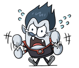 Animation Spookiz Stickers! sticker #6948949