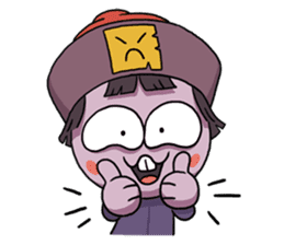 Animation Spookiz Stickers! sticker #6948958