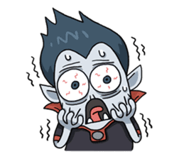 Animation Spookiz Stickers! sticker #6948973