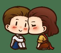 sweetie couple (EN) sticker #6950501
