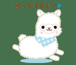 Alpacasso sticker #6952082