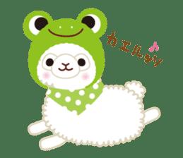 Alpacasso sticker #6952083
