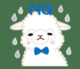 Alpacasso sticker #6952087