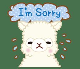 Alpacasso sticker #6952089
