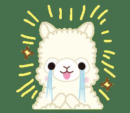 Alpacasso sticker #6952091