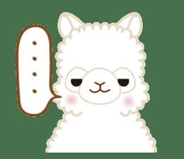Alpacasso sticker #6952092