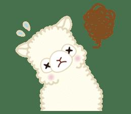 Alpacasso sticker #6952093