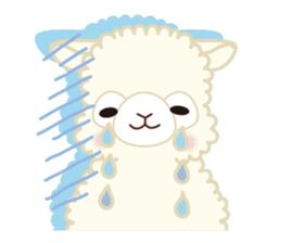Alpacasso sticker #6952094