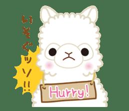 Alpacasso sticker #6952096