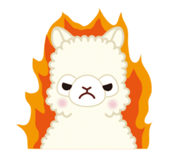 Alpacasso sticker #6952102