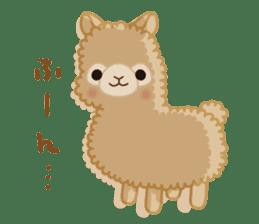 Alpacasso sticker #6952103