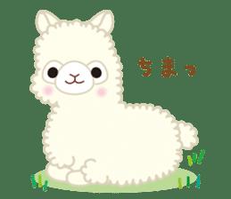 Alpacasso sticker #6952105