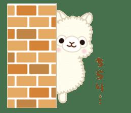 Alpacasso sticker #6952106