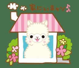 Alpacasso sticker #6952107