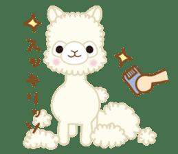 Alpacasso sticker #6952110