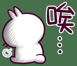 Bosstwo - Cute Rabbit POOZ! sticker #6953985