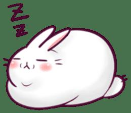 Bosstwo - Cute Rabbit POOZ! sticker #6953990