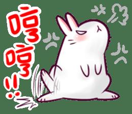 Bosstwo - Cute Rabbit POOZ! sticker #6953993