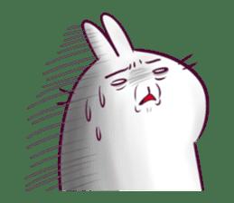 Bosstwo - Cute Rabbit POOZ! sticker #6953998