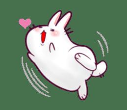 Bosstwo - Cute Rabbit POOZ! sticker #6953999