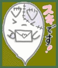 fluffy patch  cat sticker #6961979