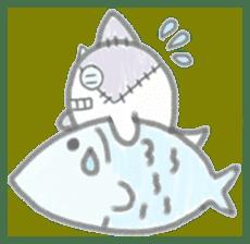 fluffy patch  cat sticker #6961996