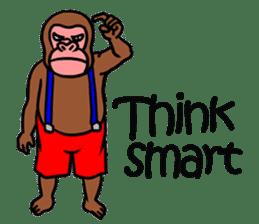 Cool Monkeys sticker #6962320
