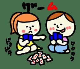 SHIRITORI Sticker! sticker #6962787