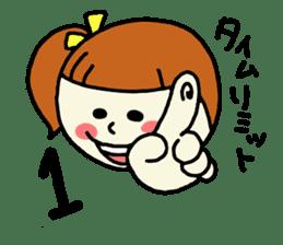 SHIRITORI Sticker! sticker #6962795