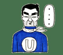 Super Annoying Man sticker #6963160