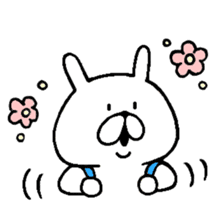 Chococo's Yuru Usagi 4(Relax Rabbit) sticker #6963278
