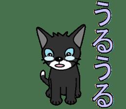 I LOVE CUTE CAT sticker #6964729