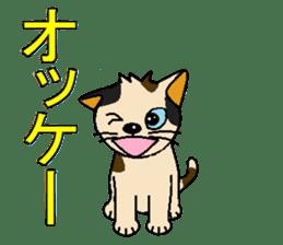 I LOVE CUTE CAT sticker #6964732