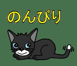I LOVE CUTE CAT sticker #6964752