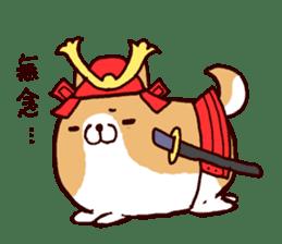 lazy shiba vol.4 sticker #6964845