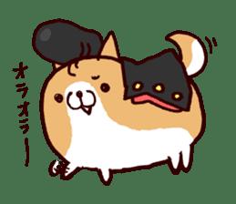 lazy shiba vol.4 sticker #6964853