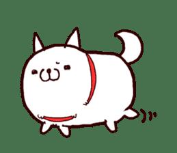 lazy shiba vol.4 sticker #6964856