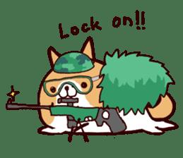 lazy shiba vol.4 sticker #6964857