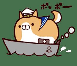 lazy shiba vol.4 sticker #6964859