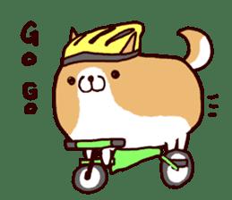 lazy shiba vol.4 sticker #6964876