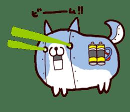 lazy shiba vol.4 sticker #6964879