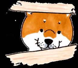 Life of the Shiba(English ver.) sticker #6966363