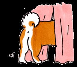 Life of the Shiba(English ver.) sticker #6966382