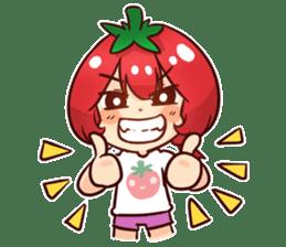 Jujiir Tomato Head sticker #6966401
