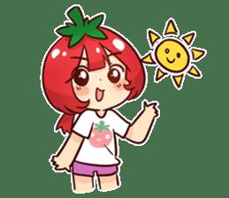 Jujiir Tomato Head sticker #6966420