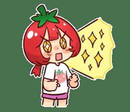 Jujiir Tomato Head sticker #6966426