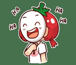 Jujiir Tomato Head sticker #6966439