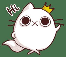 Fab Cat sticker #6967640
