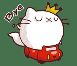 Fab Cat sticker #6967641